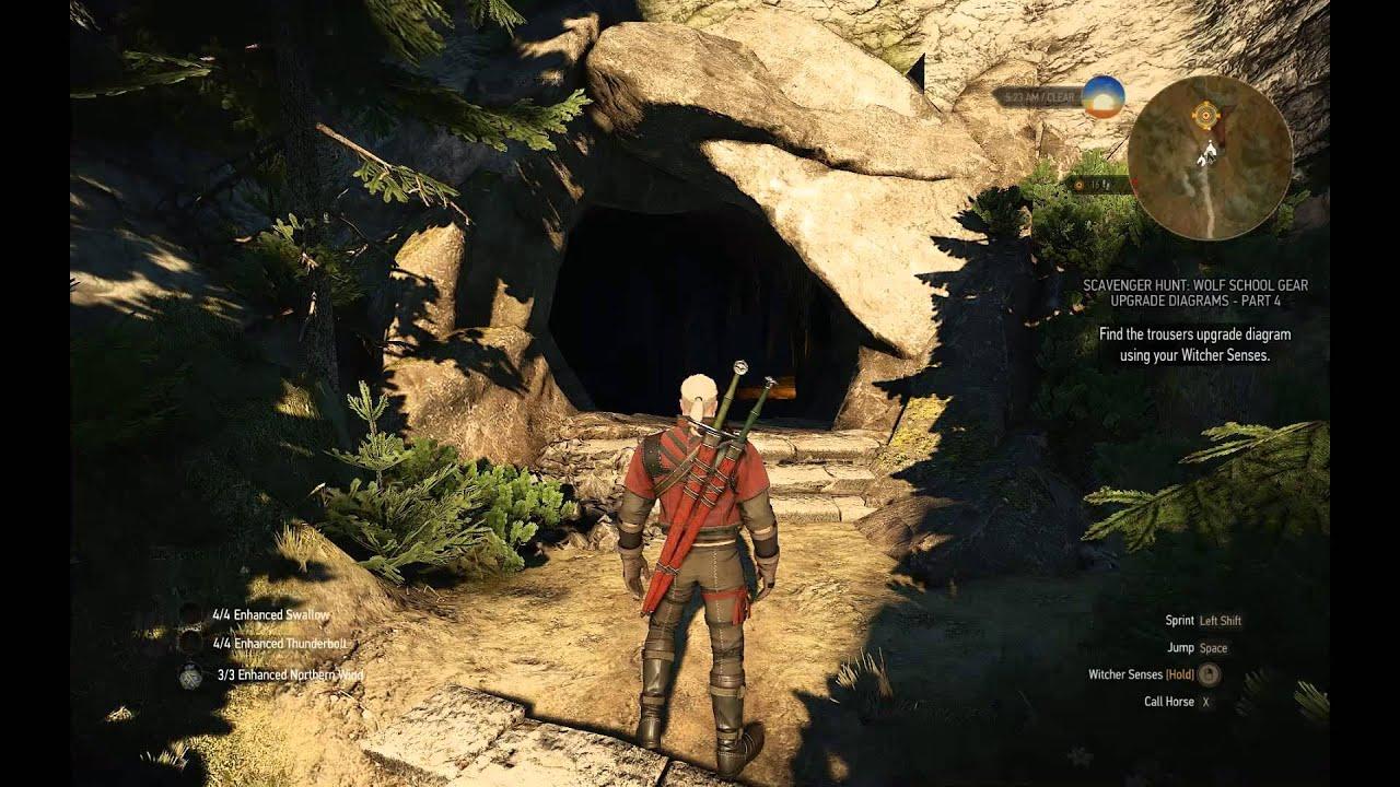 Superior Wolf School Gear (DLC) - The Witcher 3: Wild Hunt