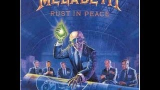 Japanese HR/HM maniacs are talking about MEGADETH / Rust In Peace h...