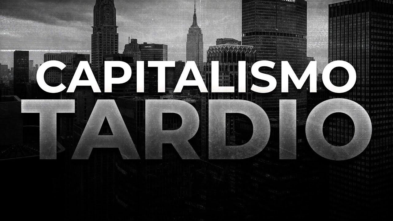 ¿Qué es la CRISIS del CAPITALISMO TARDÍO?   Jürgen Habermas