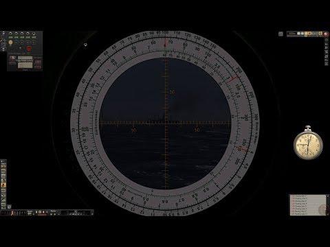 Silent Hunter 5 - SH5 - Quick Freighter Shot |
