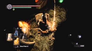 Dark Souls: Moments and Memories Ep. 14 - Tomb of the Giants RAGE! - PC HD 720P