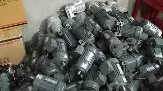 Máy ra vào lốp mô tơ điện tự chế 2_2019 ĐT 0966939826