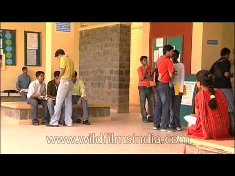 interior-of-sri-venkateswara-college,-du