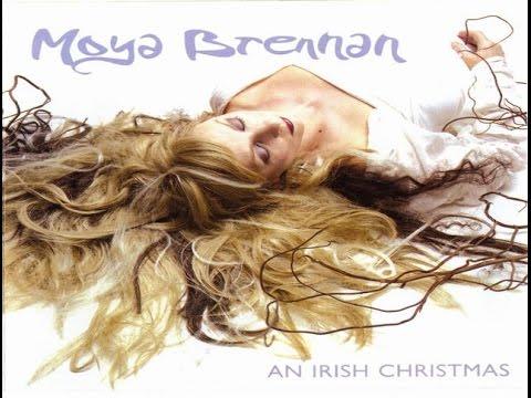 Moya Brennan - Love came down at Christmas (An Irish Christmas)
