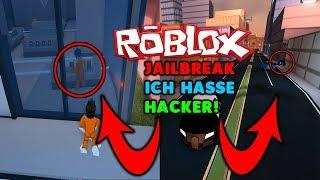 Roblox Jailbreak ich gegen Hacker !