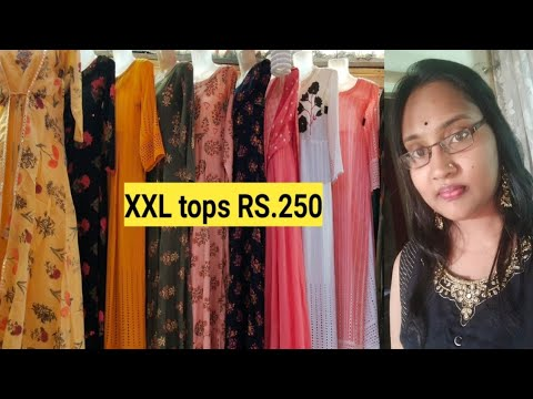#Tops#kurthis Daily Wear,XXL Tops Collections With Price And Address