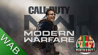 Call of Duty Modern Warfare Review - Is it Oscar Actual Mike? (Video Game Video Review)