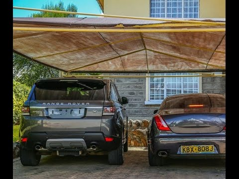 Top 5 Celebrities with the Luxurious and Expensive cars in Kenya