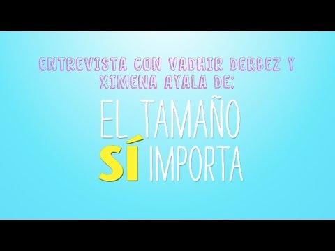 Entrevista: Vadhir Derbez y Ximena Ayala