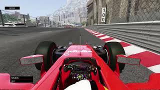 Ferrari SF15-T - Monaco 1:15.840 [Assetto Corsa]