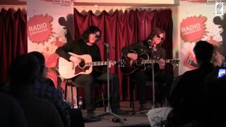 "EUROPE ""Rock The Night"" acoustic radio concert with Joey Tempest and John Norum"