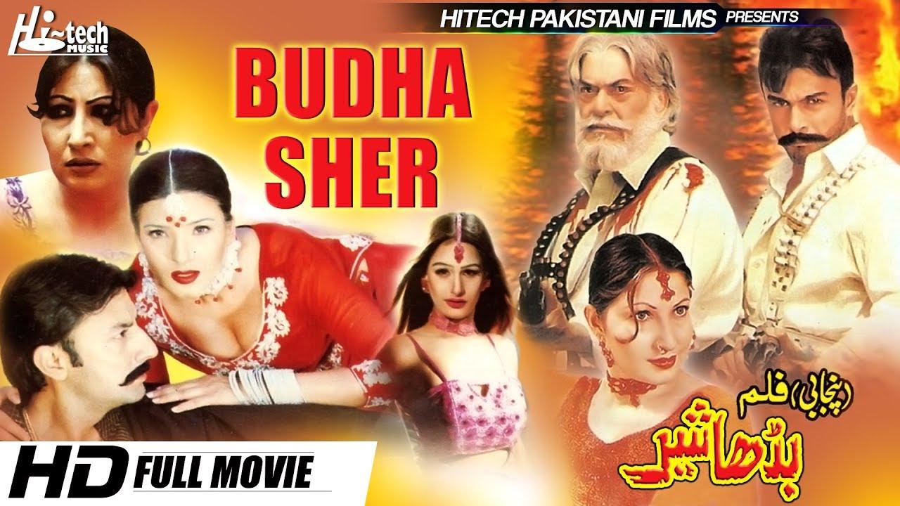 Budha Sher Full Movie Shan Saima Babar Ali Official Pakistani Movie