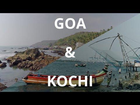 Goa & Kochi, India