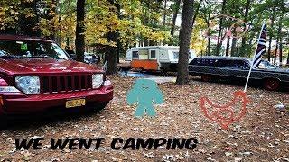 We Went Camping! | Delaware Nov 2017