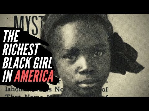 A History Of The Richest Black Girl In America In 1913