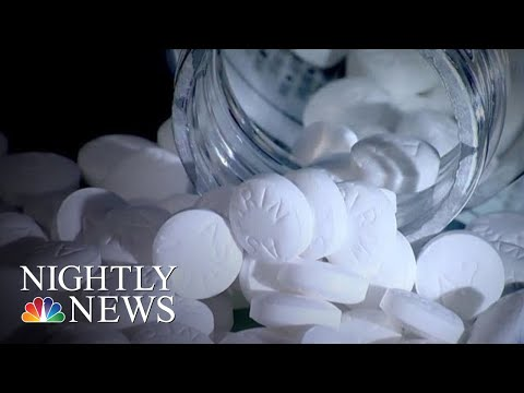 Daily Aspirin Could Be Harmful For Healthy, Older Adults, New Studies Find | NBC Nightly News