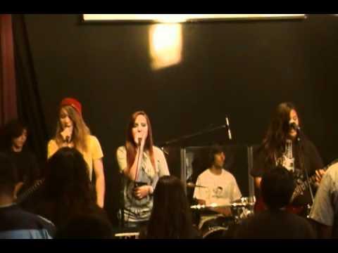 Cryy Out Christian Fellowship Youth Worship Team 062712.MP4