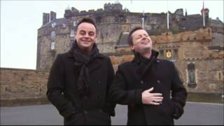 Ant and Dec Blooper- It