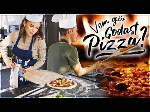 VEM LAGAR GODAST PIZZA i SYSKONKAMPEN? PROFFS BEDÖMER