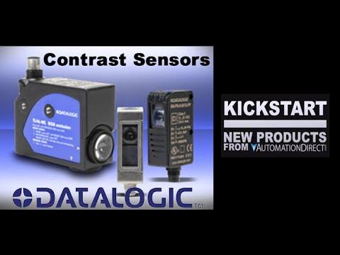 Datalogic Contrast Sensors - KickStart