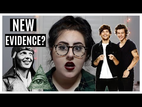 CONSPIRACY THEORIES -AMELIA EARHART, LARRY STYLINSON & MORE | MICHELLE PLATTI