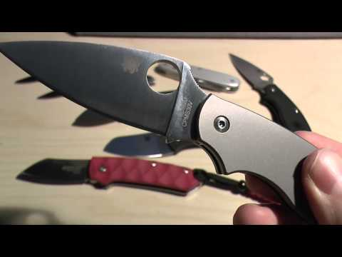 Top 5 UK EDC knives and Top UK legal knives