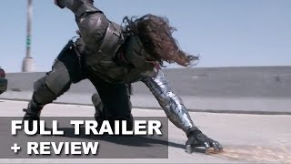 captain america 2 the winter soldier official trailer 2   trailer review hd plus