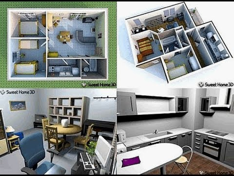 Sweet home 3d online youtube for Sweet home 3d arredamento