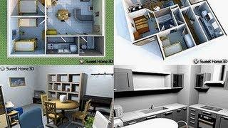 Sweet Home 3D online 使い方 日本語解説動画