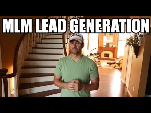 MLM Lead Generation - The Secrets of a 6 figure earner