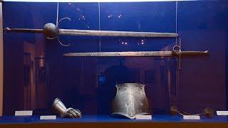 Влюбленные в сталь: в Краснодаре продолжается выставка европейского холодного оружия