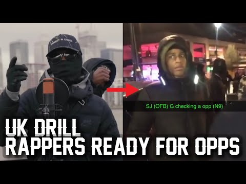 UK DRILL: RAPPERS