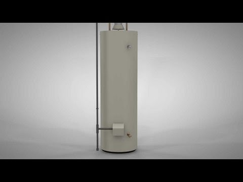 How It Works: Gas Water Heater