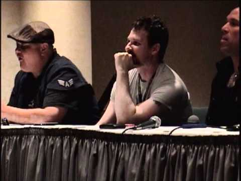 Power Rangers Q&A Panel At The Lexington Comic Con 2012