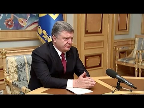 IMF Disburses Next Tranche: Poroshenko announces second part of international bailout for Ukraine