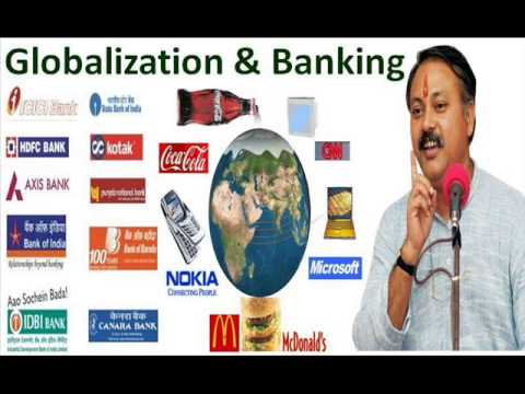 Effect of Globalization on Agriculture & Banking in India - Rajiv Dixit