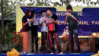 APIS International Fair 2012 Malaysian Pop Song