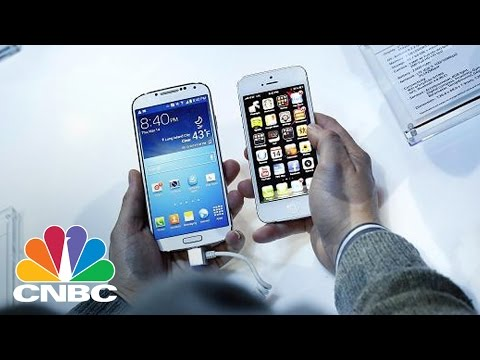 Samsung Buys AI Firm To Take On Apple And Google | Tech Bet | CNBC