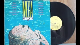 Mega Hits 2 - Coletânea Pop Internacional - (Vinil Completo - 1988) - Baú Musical