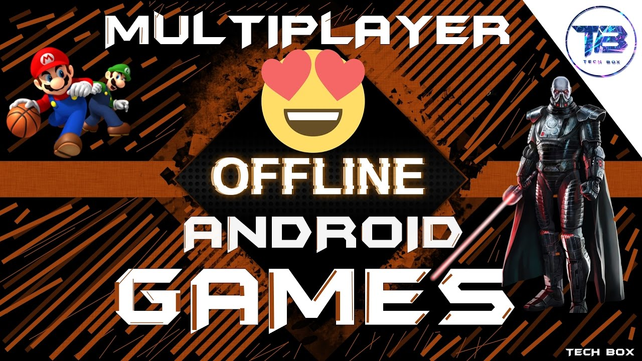 Top 5 Android Multiplayer Offline Games Play With Bluetooth Wifi