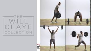 Will Claye's Weight Room Workout