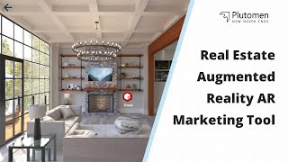 Real Estate Augmented Reality AR Marketing Tool