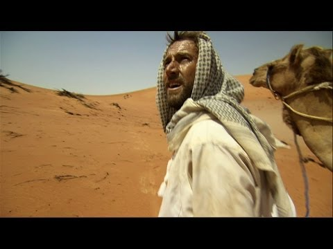 Trapped in a sand bowl - Ben and James Versus the Arabian Desert: Preview - BBC Two
