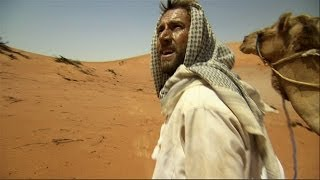 Trapped in a sand bowl - Ben and James Versus the Arabian Desert Preview - BBC Two