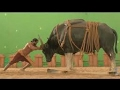 Making Of Bahubali Vfx Graphics And Green Room