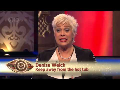Celebrity Big Brother UK 2016 - BOTS January 14