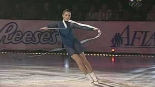 LISZT by VLADIMIR HOROWITZ - piano ~ EKATERINA GORDEEVA - ribbon - (2 TIME OLYMPIC CHAMPION) - VOB