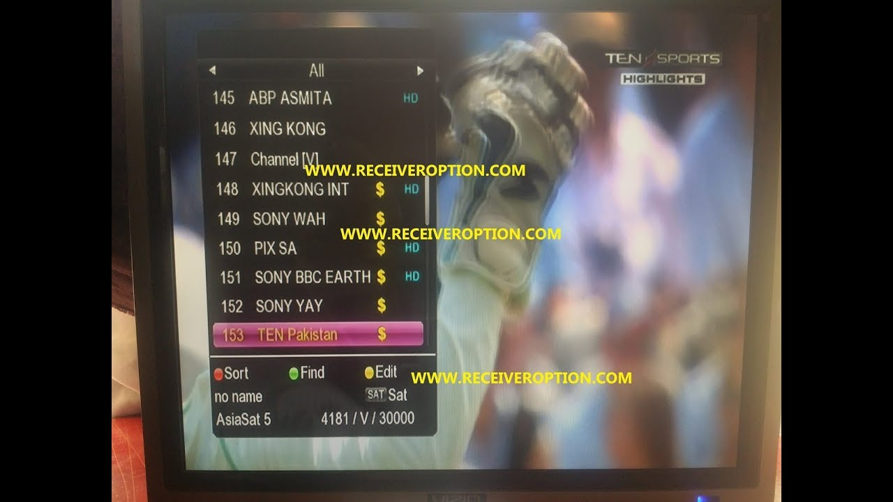 Wednesday, May 30, 2018 GX6605S 5815 V4 1 TYPE HD RECEIVERS POWERVU KEY  SOFTWARE NEW UPDATE
