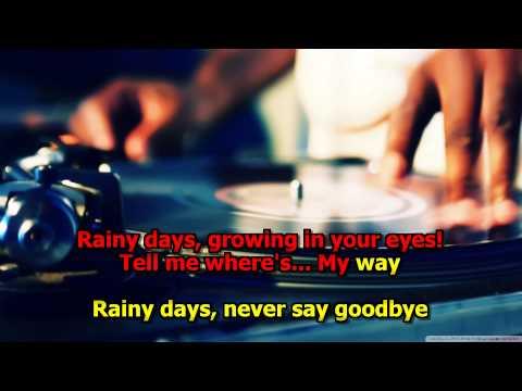 I Like Chopin - Gazebo (Karaoke) HD