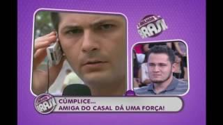 Arrependido dos erros, Márcio tenta reconquistar Ana Cláudia #ARQUIVOMDB